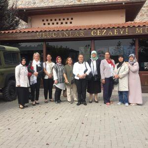 Ulucanlar Cezaevi Müzesini Ziyaret Ettik